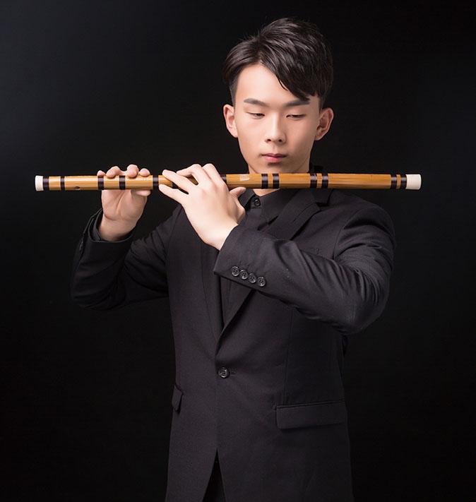 黄晨——沈阳音乐学院校考民族器乐教育专业荣获浙江省第二名