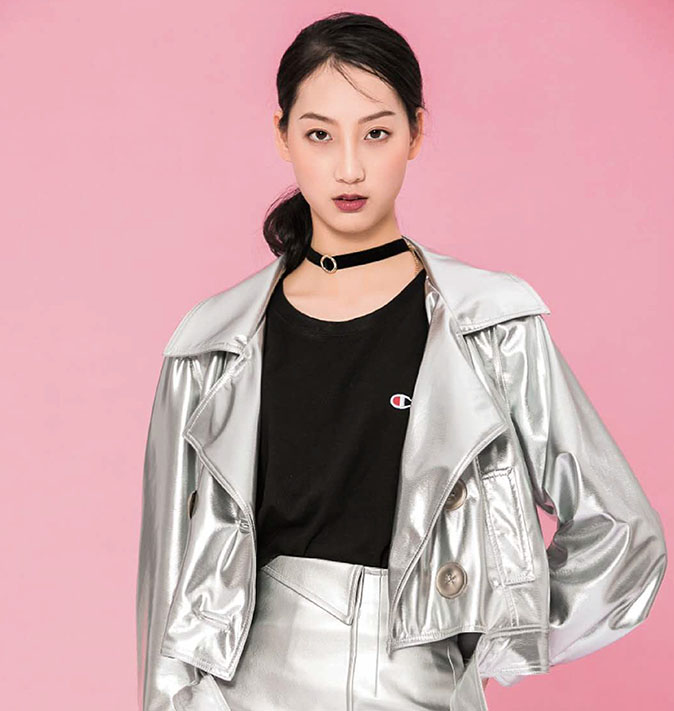 赵婉汝——浙江省统考时装表演专业荣获浙江省第一名