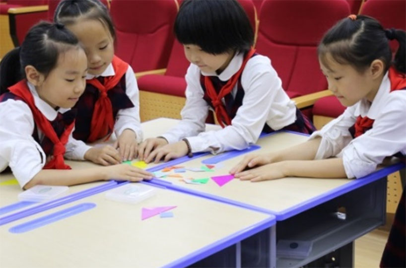 智玩数学课程