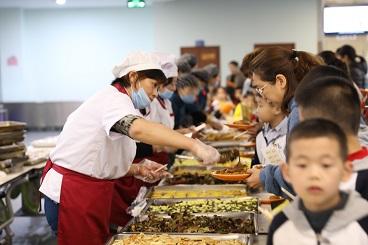 绿色餐饮•健康体魄——海亮教育第二届美食节海亮小学分会场活动