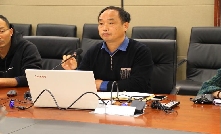 海亮实验中学校领导安全会议召开