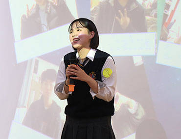 Love English,Love Speech———留学生学院英语演讲比赛 The first English Speech Contest of International Students College