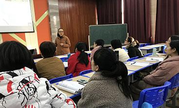 天马小学英语成长团队第六次活动