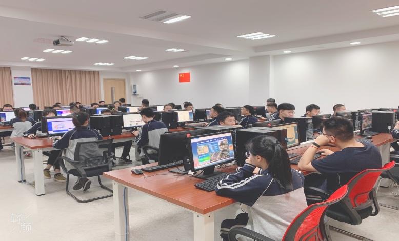 海亮实验中学开展安全月知识竞赛