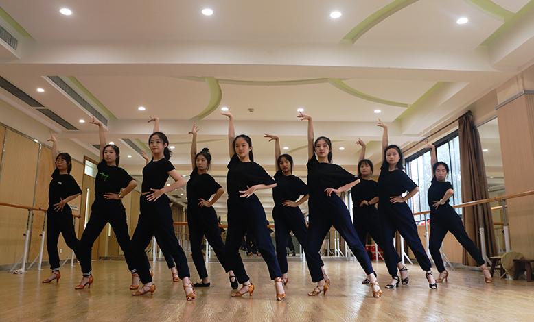 海藝拉丁舞社團