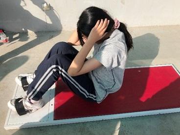厉兵秣马 初试牛刀  ——海初九年级开展体育中考模拟测试