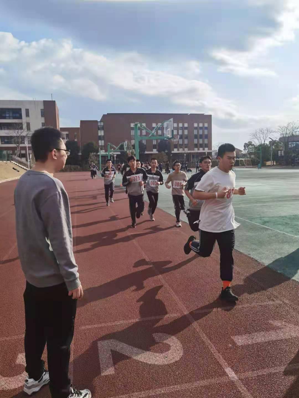 海亮高级中学开展学生健康体质测试工作