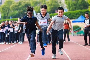 运动吧!少年!——海亮小学第六届体育节体测运动会