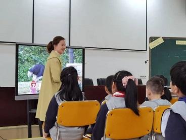 智趣结合,教学相长—记海小英语人教学专场·三年级组