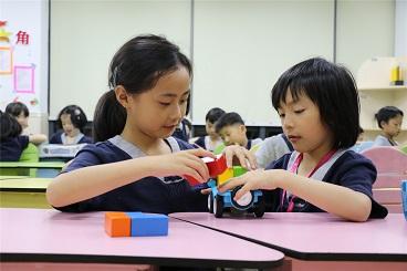 海亮小学:有趣的聪明游戏