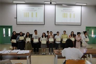海亮小学15位教师在海亮教育集团小学段35周岁及以下青年教师课堂教学评比中获奖