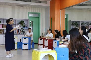 教研提升 精益求精——海亮小学开展开学前集体备课活动