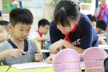 """""""小鬼当家""""——海亮小学教师节系列活动"""