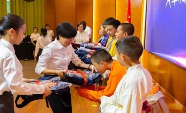 天马初中:大善!海亮教育喜迎第二期援藏班学生