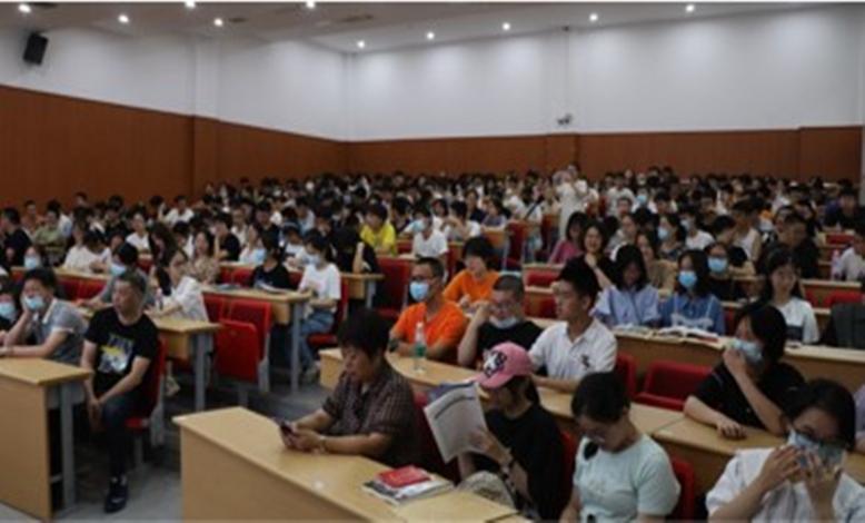 海亮高级中学举办志愿填报专题讲座